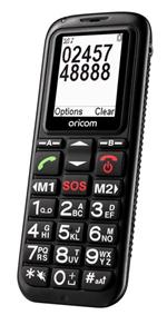 Image: Ezy120 Big Button Mobile Phone