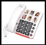 Image: Care80 Amplified Phone with Picture Dialling