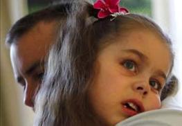 Daddy holding Maddie- 263x182