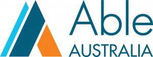 Able Australia logo click here to go to Donate to Able Australia page